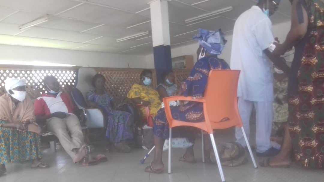 Côte d'Ivoire/Confinement obligatoire : le SOS des insuffisants rénaux