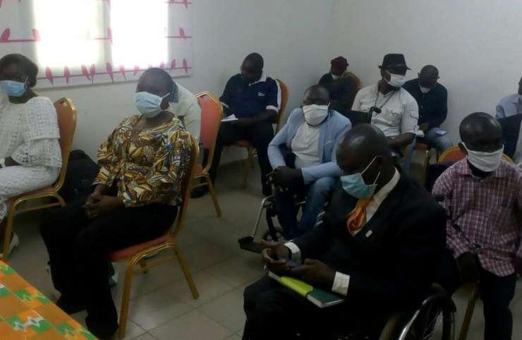 Covid-19/Côte d'Ivoire : Le SOS des handicapés