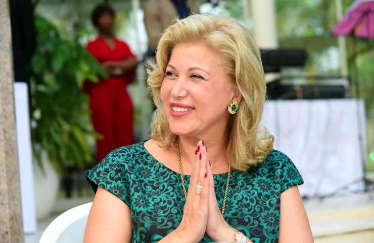 Ramadan/Mme Ouattara aux musulmans : « J'ai grand espoir… »