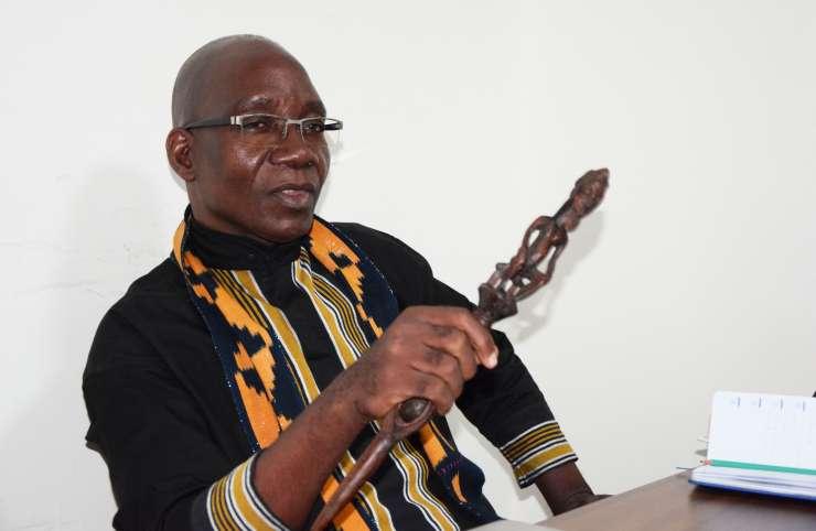 Dr Tizié Bi Koffi, conservateur : « Le Musée du Costume a besoin de plus de moyens »