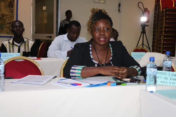 Laure Marie Nadège Yanogo, entrepreneure : « Pour aller à l'entreprenariat, il faut avoir confiance en soi, croire en son projet et le maîtriser »