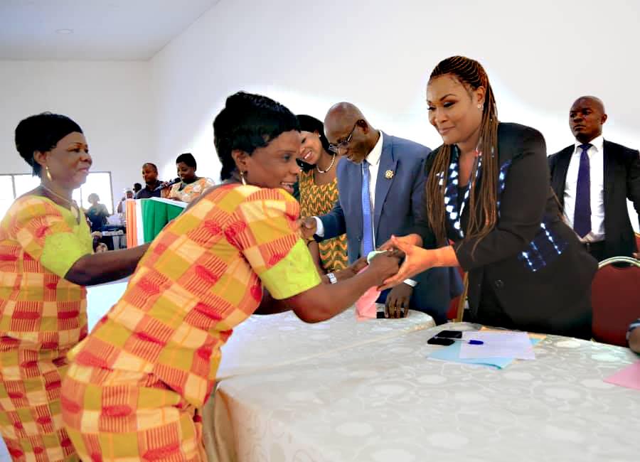 Côte d'Ivoire/Autonomisation : près de 36 milliards FCFA pour soutenir les femmes