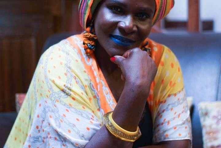 Naky Sy Savané (cinéaste) : « J'ai joué le rôle de la plus belle femme »