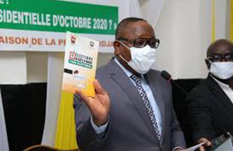 Côte d'Ivoire/Présidentielle 2020 : voici le programme de dépôt des candidatures