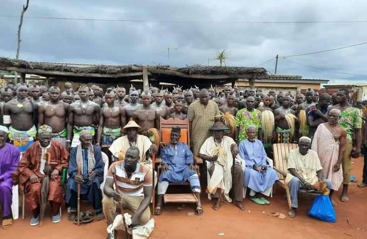 Pays sénoufo : fin de cycle pour un millier d'initiés