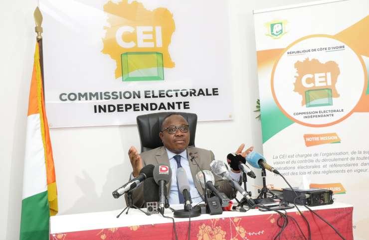 Côte d'Ivoire/Présidentielle 2020 : le président de la CEI dit tout sur le processus électoral