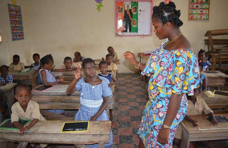 Côte d'Ivoire/Ecole inclusive : vers l'adoption de la langue des signes