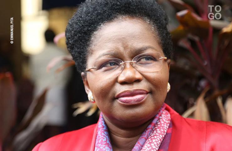 Togo : Victoire Tomegah-Dogbé, 1ère femme chef du gouvernement