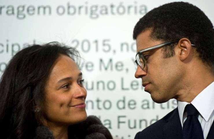 Angola : décès accidentel du mari d'Isabel dos Santos