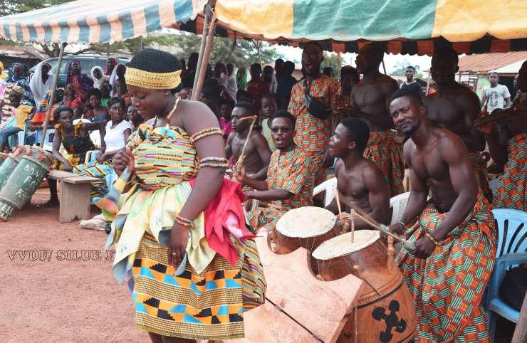 Festival ''Krégbé Banan'' : la culture agni valorisée par la banane