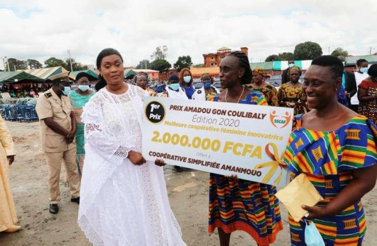 Entrepreneuriat féminin : quatre coopératives rurales récompensées