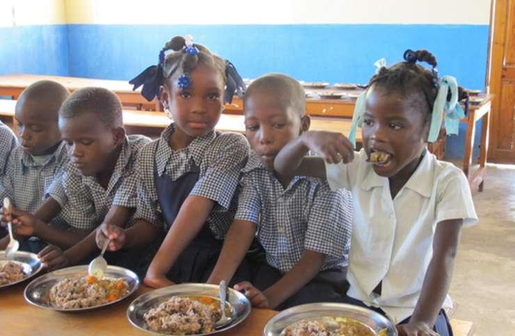 Côte d'Ivoire/Cantines scolaires : Le PAM va approvisionner 613 écoles primaires