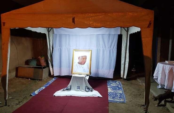 Nécrologie : Le dernier hommage de l'UNJCI à El Hadj Mamadou Doumbia dit Doumbes