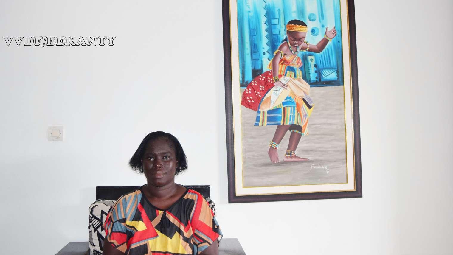 Culture akan : quand le lavage ''Ba Kékan'' transforme la jeune fille