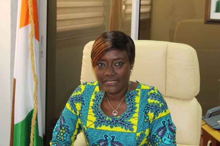 Promotion de la partité : Mariatou Koné crée une cellule genre