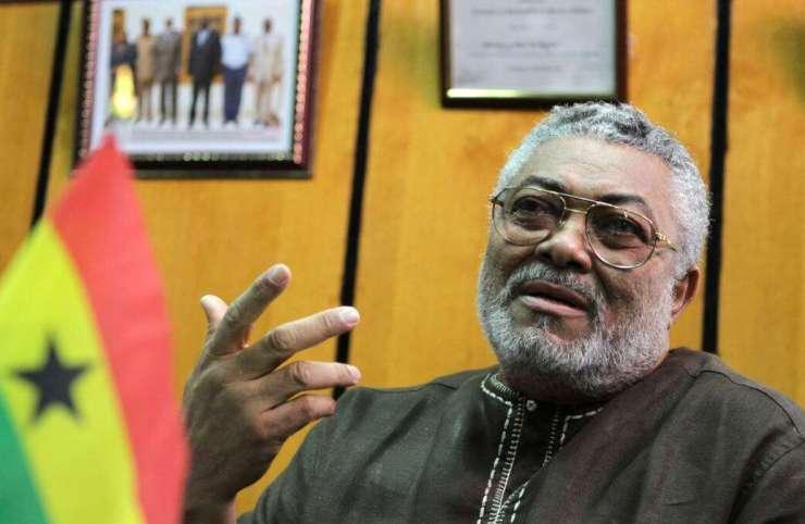 Ghana : l'ancien président Rawlings mort de Covid-19
