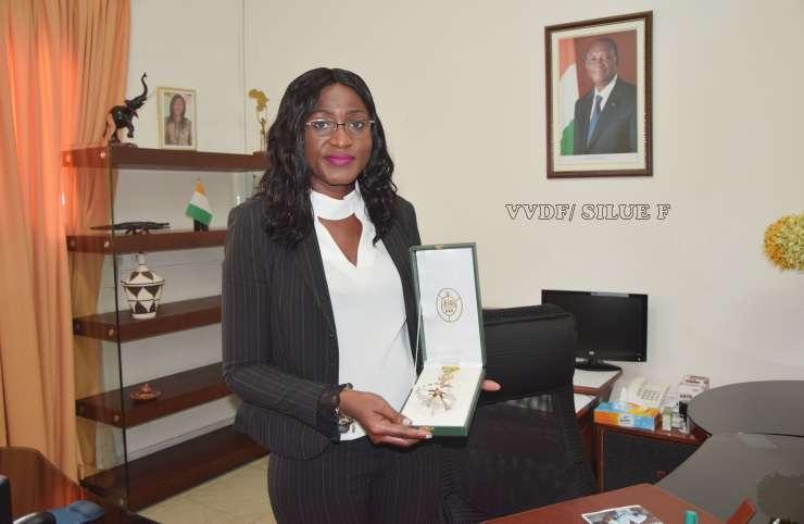Bailly Bamba (EIBMA) : « Nous formons au travail de l'or »