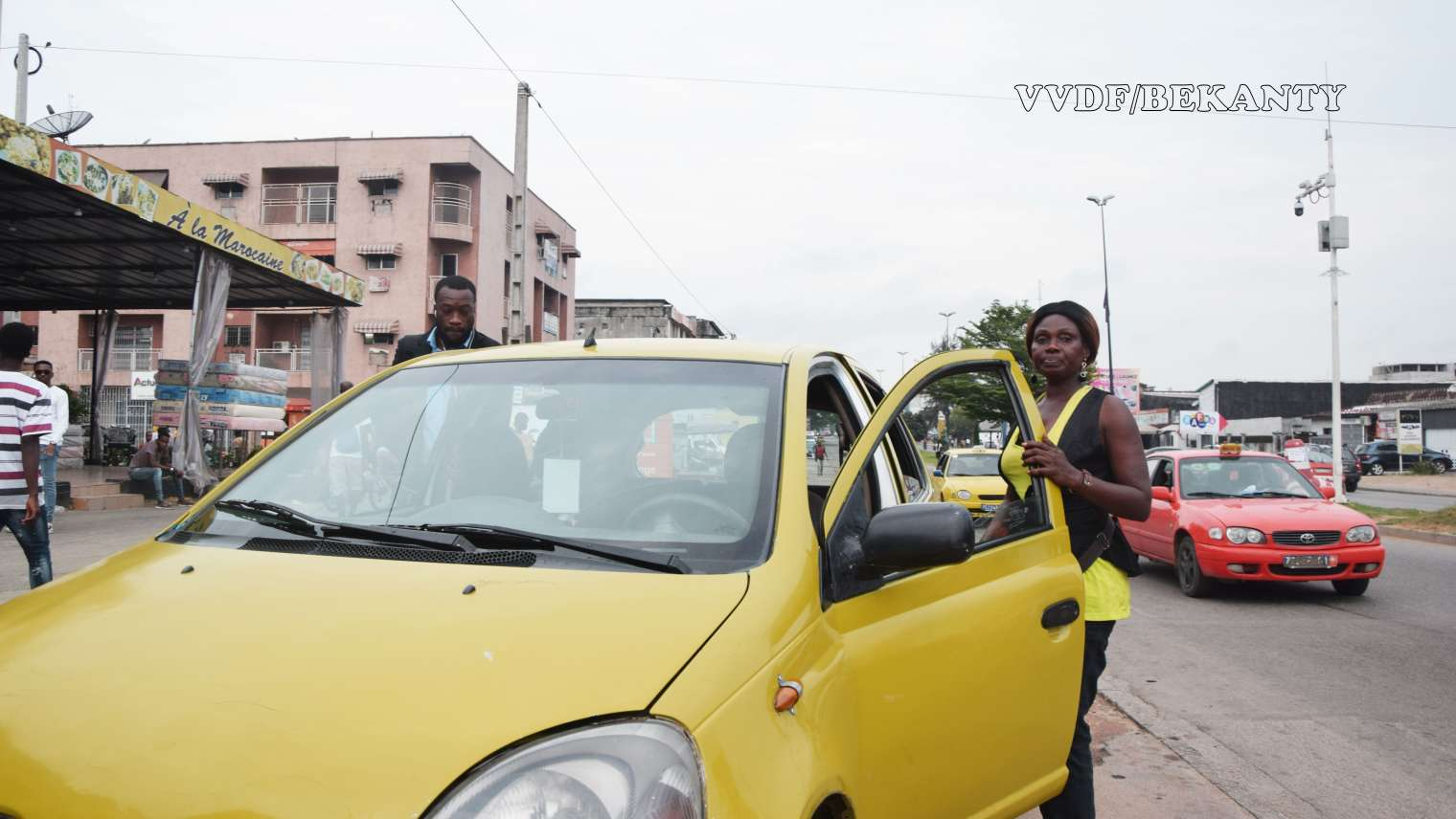 K. Mélanie, chauffeur de taxi : « J'ai réalisé mon rêve »