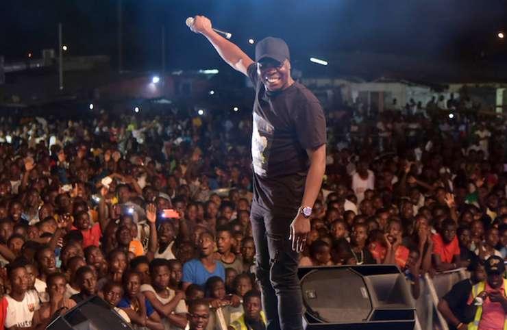 Fêtes de fin d'année : Abidjan, plaque tournante du show-biz