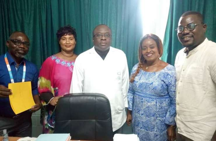 Prof Allah Kouadio Emile, hépato-gastro-entérologue :« Il faut se mobiliser contre les hépatites »