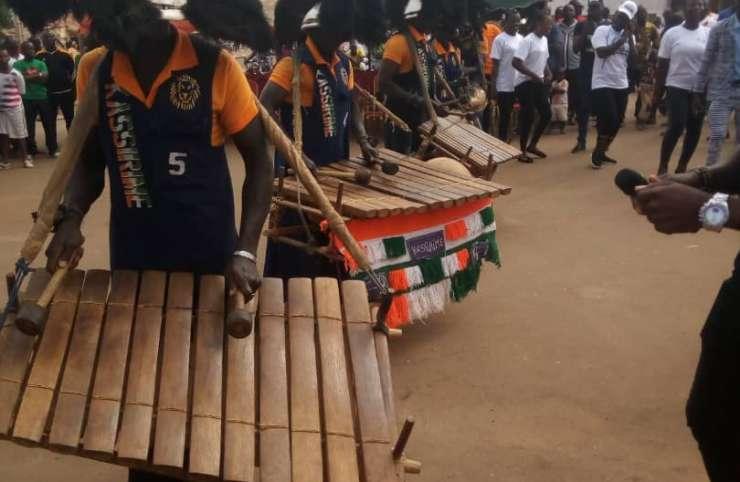 Côte d'Ivoire/Korhogo : le balafon honore feu Amadou Gon Coulibaly