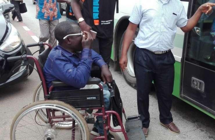 Personnes handicapées : quel accès au transport en commun?