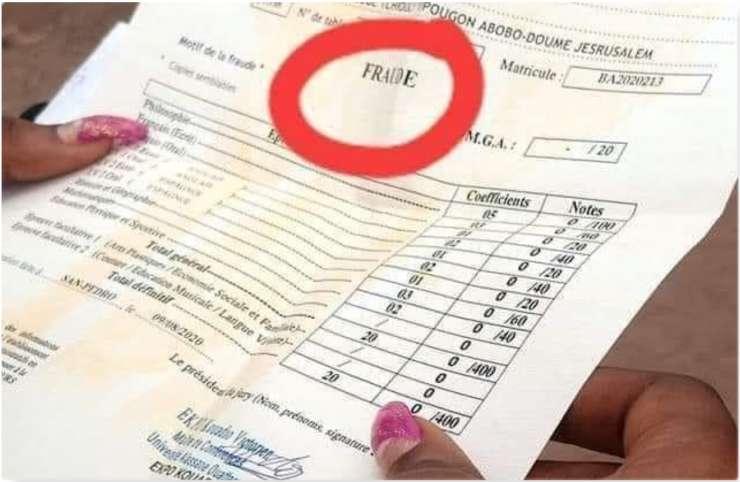 Fraude aux examens : Pourquoi le phénomène s'aggrave?