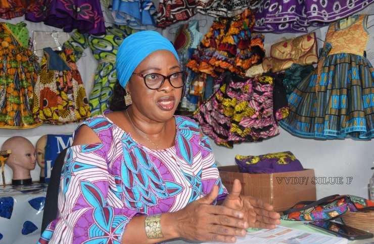Miss Kouadio (SYNAPCT-CI) : « Les couturiers ne donnent plus de faux rendez-vous »