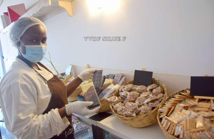 L'Atelier du chocolat : du cacao 100% ivoirien