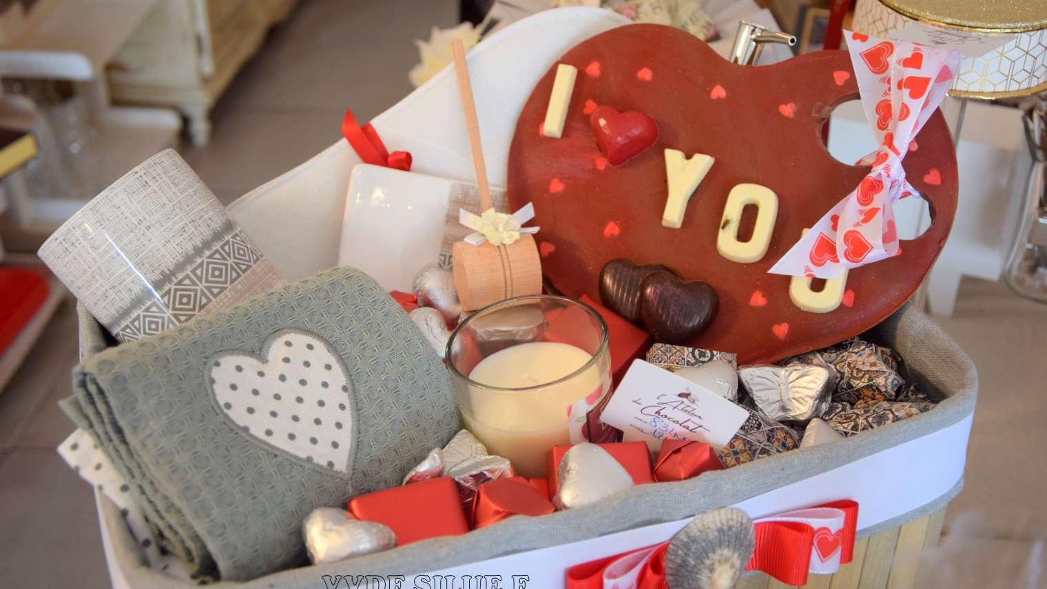 Saint valentin : pourquoi offrir du chocolat