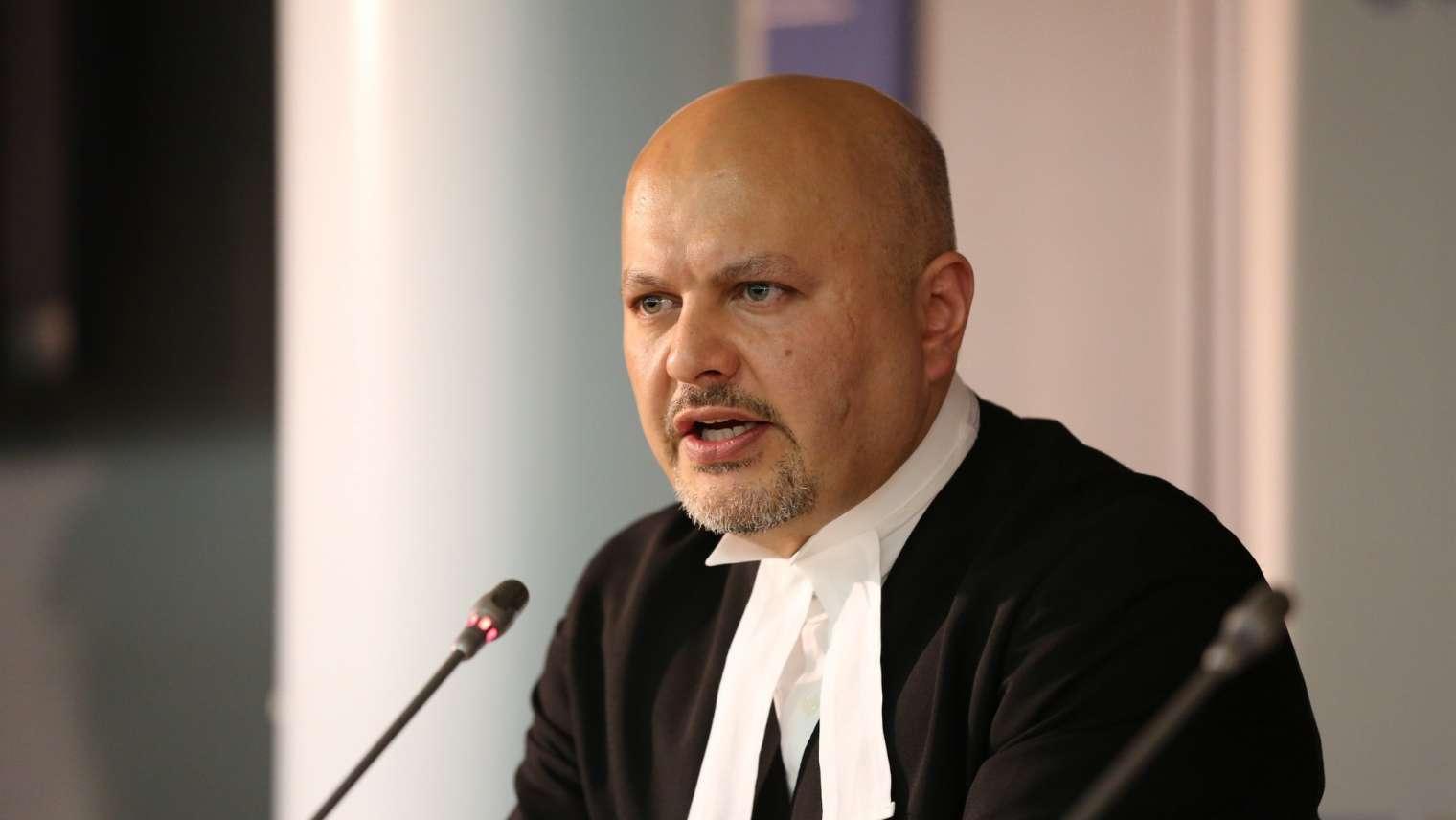 CPI : Qui est Karim Khan, le successeur de Fatou Bensouda
