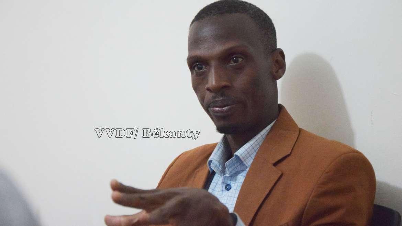 Raphaël Tanoh, journaliste-écrivain : « Une société qui ne lit pas est une société perdue»