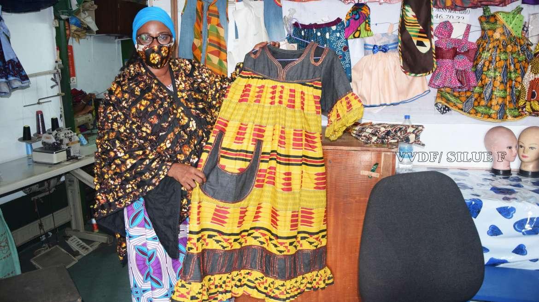 Miss Kouadio : « Les femmes veulent des modèles près du corps »