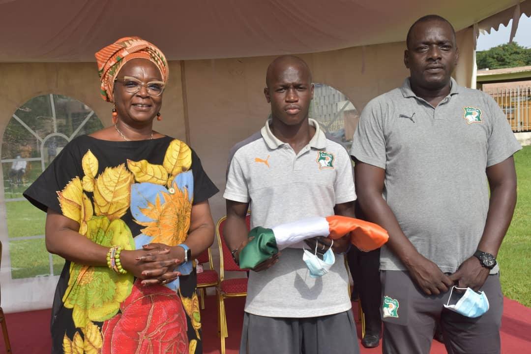 Can U-17 : Gabala équipe les Eléphanteaux