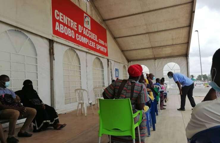 Covid-19/Côte d'Ivoire : ruée sur les centres de dépistage