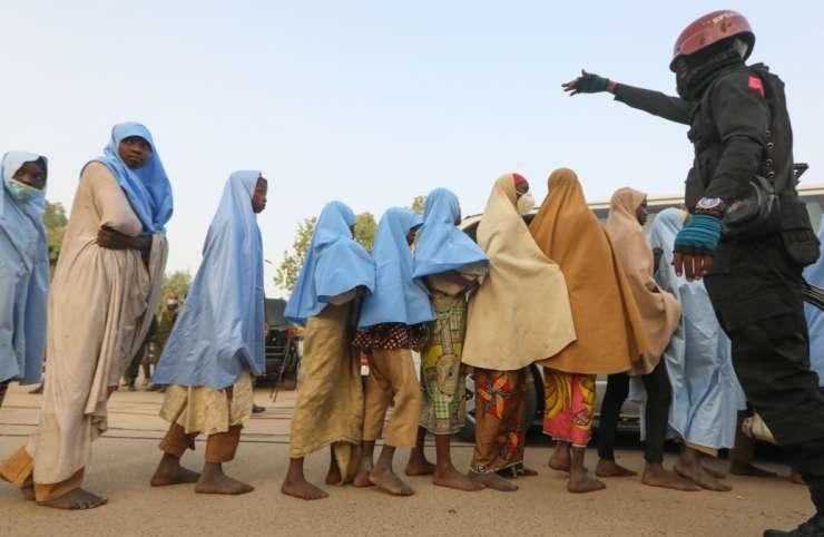 Nigeria : libération des lycéennes enlevées dans l'Etat de Zamfara
