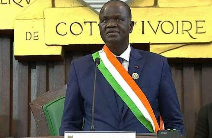 Côte d'Ivoire : Amadou Soumahoro réélu à la tête du Parlement