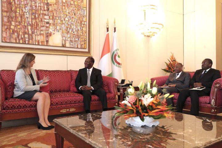 Côte d'Ivoire : la Banque mondiale veut doubler le PIB du pays en 10 ans