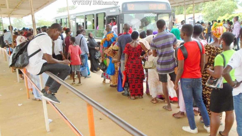 Covid-19 : quand les Ivoiriens se moquent des mesures barrières