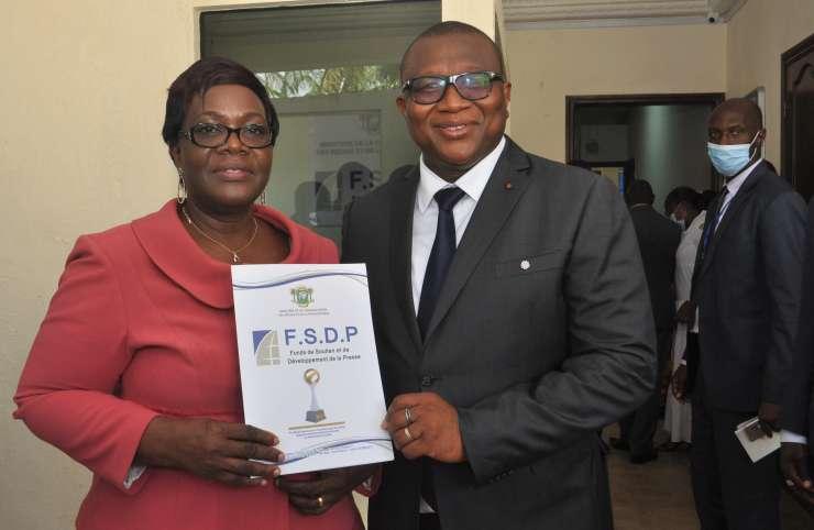 Côte d'Ivoire : L'appui du FSDP s'étend au numérique