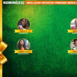 Awards de la presse numérique : VoixVoie De Femme parmi les nominés