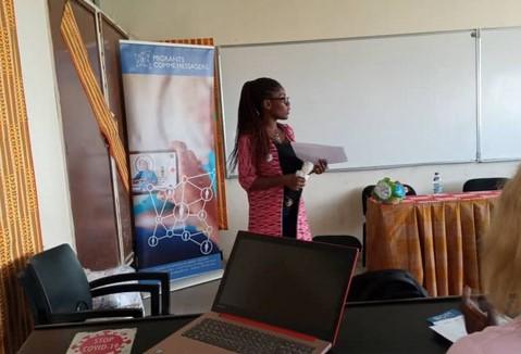 Migration irrégulière: Peace In Campus et l'OIM accentuent la lutte