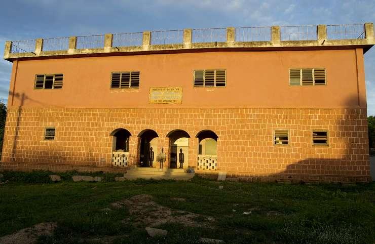Korhogo : les collections du musée Péléforo Gbon Coulibaly