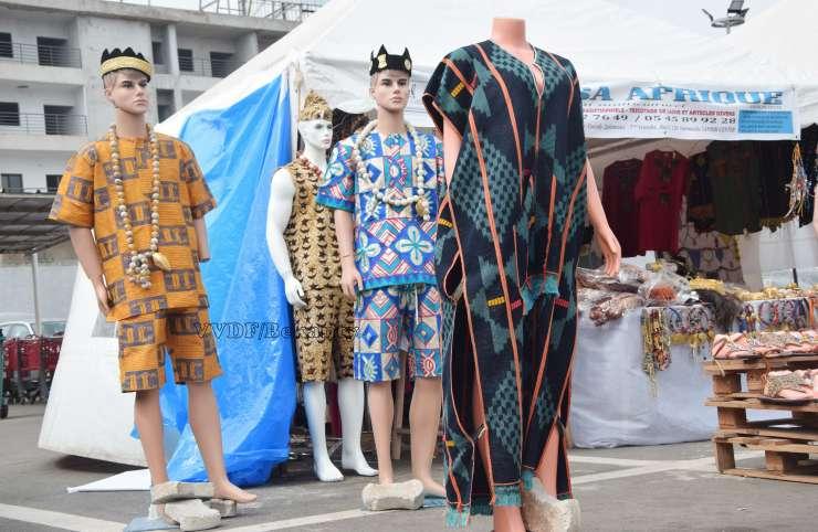 Pâquinou : Les créateurs ouest-africains exposent à Abidjan