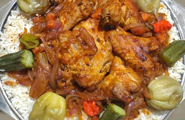 Riz_Soumara_Ou_Soumara_Lafri_Au_poulet