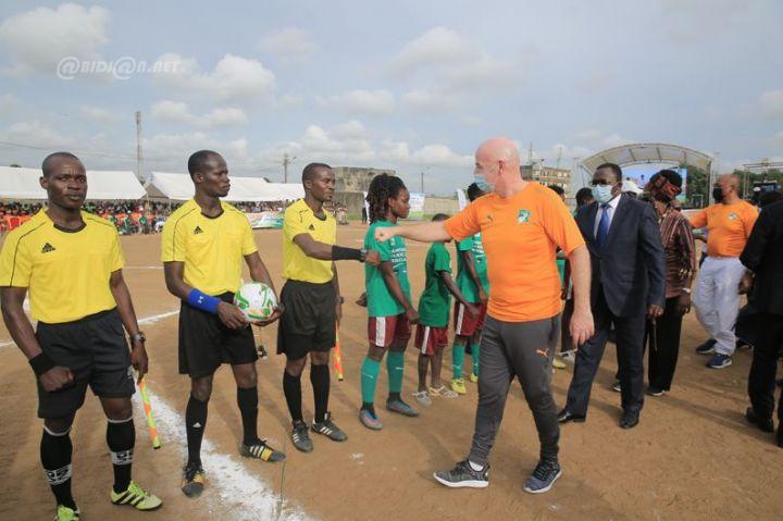 Football : La FIFA et la CAF lancent le championnat panafricain Interscolaire