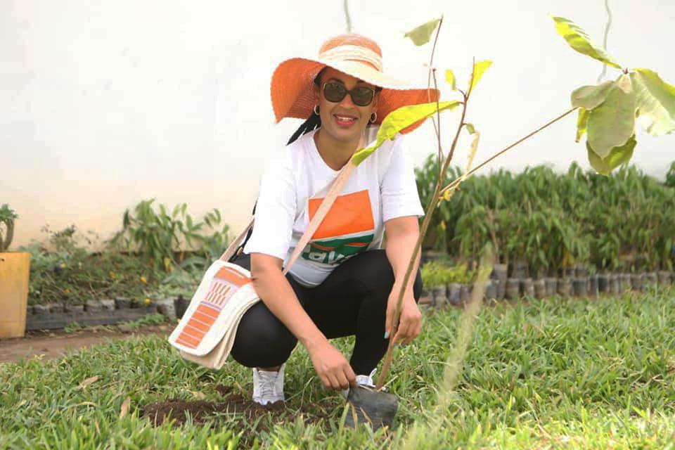 Jennifer Céres : « Il faut aider notre agriculture »