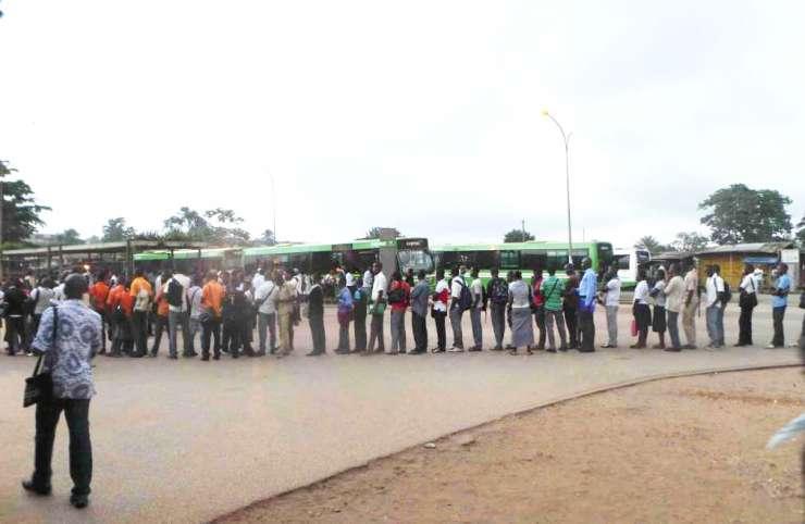 (Reportage) Transport urbain : Le supplice quotidien des Abidjanais