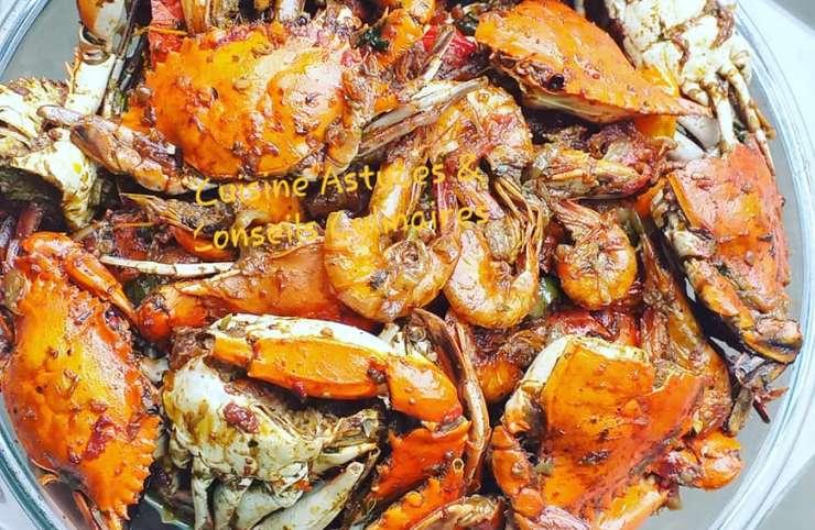 Sauté_De_Crabes_Et_Crevettes