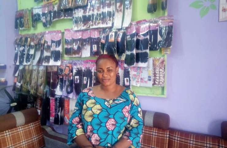 Korhogo : Comment Silué Aimée s'est construite dans la coiffure